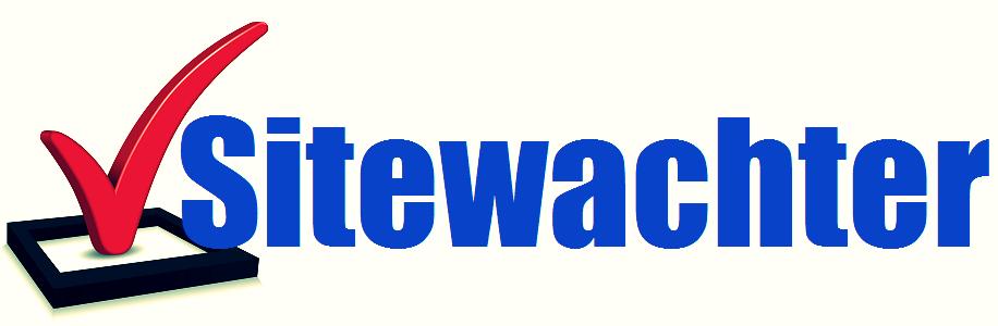 logo van Sitewachter